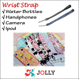 Super Durable Cotton Hand Wrist Strap Lanyard for Camera Cell Phone iPod | Water bottles