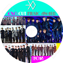 【K-POP DVD】☆★EXO 2016 MUSIC AWARD CUT☆Gaon Melon MAMA KBS MBC Seoul Awards 他【エクソ】