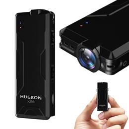 HUEKON HK-X29 HD 1080P Mini Camera 14.4 Million Pixels Vlog Camera for Youtube Motion Detection Body