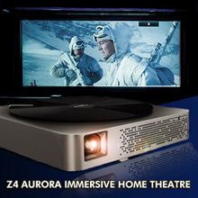 Z4 Aurora Immersive Home Theatre w Harma Kardon Stereo Speaker Smart Projector / TV 1080 HD-4K