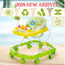 Clearance Multi Function Baby walker learning to walk with toys/ Music to stimulate sense