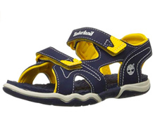 [SG] Timberland Mad River 2-Strap Sandal Kids Navy/Mar 10M/11M US Little Kid