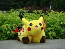 Wholesale Pillow (Cushion) Pokemon Pichu Pikachu Plush Toys 17 Stuffed Doll For Kid Birthday Gift W0