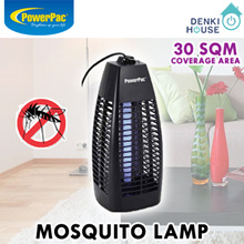 [PowerPac]PP2212/ Mosquito lamp/ Pest Repellent / Mozzie Zapper / Mosquito Power Strike