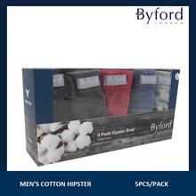 BYFORD 5PCS MENS HIPSTER #774312- BASIC