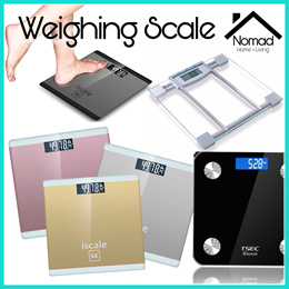 NOMAD Premium Digital Weighing Scales Scale Sport Diet Personal Scale Electronic Body Trainer BMI