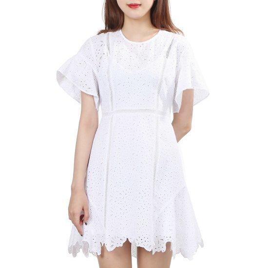 シスレーアイルランドの女性だったワンピースSAOP69731 面ワンピース/ 韓国ファッション