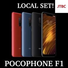 POCOPHONE F1 | RED COLOUR! | SNAPDRAGON 845 |  LOCAL 1 YEAR LOCAL XIAOMI warranty! |  4000mAh batt