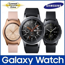 [$10 PROMO!!!] SAMSUNG Galaxy Watch Smartwatch ★ Bluetooth ★ 42mm / 46mm ★ Wearable Band / Trac