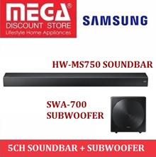 SAMSUNG HW-MS750 5 CH SOUND+ SOUND BAR + SWA700 SUBWOOFER / LOCAL WARRANTY