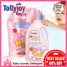 Tollyjoy Baby Laundry Detergent Bottle/ Refill