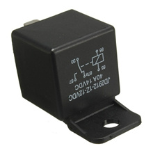 New Universal Car Boat/Van Motorcycle 12V 5Pin Split Charge 40A ON/OFF Relay