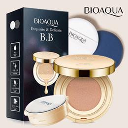 BIOAQUA EXQUISITE  DELICATE BB GOLD 2 IN 1 +REFILL