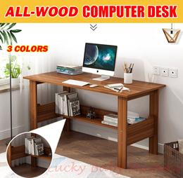 ALL-WOOD Computer Table / Study Table / Desktop / Study Desk / Computer Desk