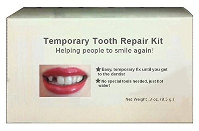 Qoo10 Genericware Temporary Tooth Repair Kit Temp Dental Fix