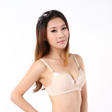 9adec802941b7 Quick View Window OpenWishAdd to Cart. rate new. Womens Glossy Bra Lady  Soft Comfortable Bra Underwear. Item. Thin C-Cup.