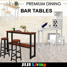 Premium Dining Bar Tables! ★Lounge Table ★Storage ★Bookshelf ★Organizer ★Furniture ★Cabinet