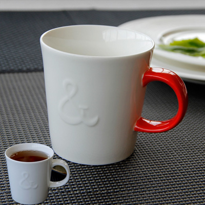 White Red Mug Ceramic Mugs Bulk Household Water And Cups Of Milk Gl Coffee Customized Specia