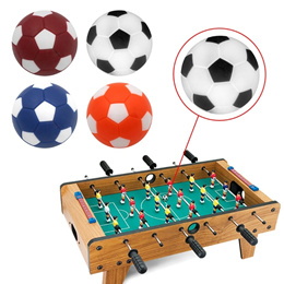 Table Soccer Foosball Replacement Balls Mini Multicolor Football 36mm Set of 8free shipping