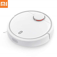 Xiaomi Mijia Roborock Robot Vacuum Cleaner (White) - 1800 Pa Powerful Suction / App Remote Control /