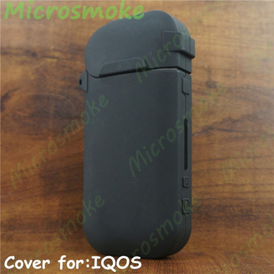2pcs s Marlboro IQOS leather protective silicone Case Cover Eco-Friendly  Protector iQOS silicone