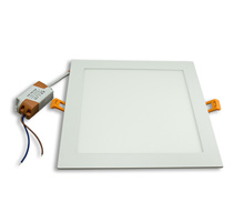 LED Square 6 inch 12W Panel Downlight Ceiling Lamp (White)