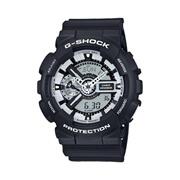 Casio G-Shock GA110BW GA-110BW-1ADR GA-110BW-1A