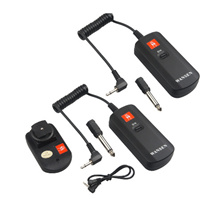 SG New Universal DC-04 4 Channels Wireless Studio Flash Trigger For Studio Flashes of Cameras