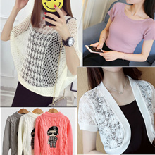 women/kids Knit Knitwear Sweater top underwear blouse Cardigan clothes shorts