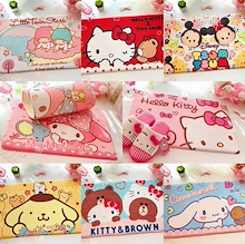♥ CNY Hello Kitty Floor Mat Carpet Bathroom Bedroom House Mat ♥ High Absorbency Anti Slip Mat ♥