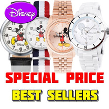 ❗Free Shipping❗ ♥Event for Only Qoo10♥[Disney]  Best 60 style watch collection♥ Free gift
