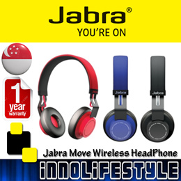 ★Jabra September Sales★ Jabra Move Wireless BLUETOOTH Headset. ★2 Years Local Warranty★