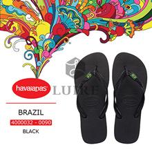 [HAVAIANAS] BRAZIL - BLACK