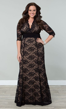 PLUS SIZE ~ PARTY/DINNER/CASUAL /COMFORT EURO FASHION LADIES DRESS