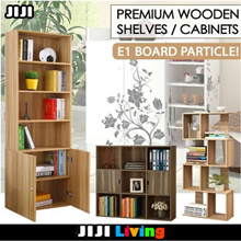 Standing Bookshelves | Bookcase | Cabinet! ★Furniture | Storage | ★Living Room | Bedroom | Office
