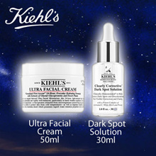 KIEHLS Ultra Facial Cream 50ml + Clearly Corrective™ Dark Spot Spot Solution 30ml