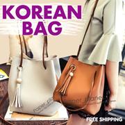 FREE SHIPPING! NYESEL GA BELI!❤2017Korean BEST BRANDED BAGS❤tas wanita tas slempang Fashion Korean