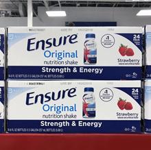 Ensure original strength and energy 8 oz 24 pack