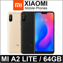Xiaomi Mi A2 Lite | AI Dual Camera | 4000mAh Battery | 5.84 inch Full Screen | Android 8.1