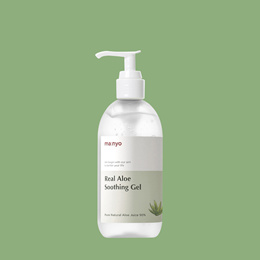 [Manyo Factory] ★Real Aloe Soothing Gel★ Soothing and moisture replenishing with 90% fresh aloe juic