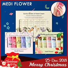 ★MEDIFLOWER★Bonita Garden/The Secret Garden Of Five Hand Cream/The blis