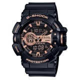 Casio G-Shock GA-400GB-1A4 Magnetic Resistant Rotary Switch Watch