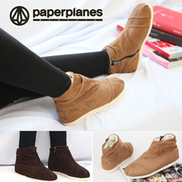 [Paperplanes] ♥clearance sale♥ women winter boots