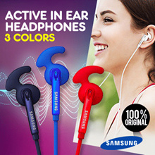 Original Samsung Active In Ear Bass Headset Perfect Fitting