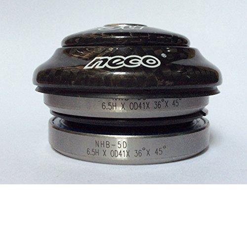 """NECO 1-1//8/"""" Threadless Road Bike Bicycle Headset 41.2mm Headtube"""