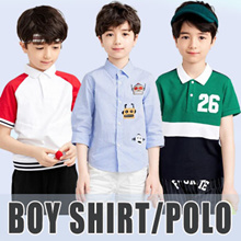 [Twinkle+Kids] Boys Shirts/ Polo /Long sleeve shirs/Tops/Jeans