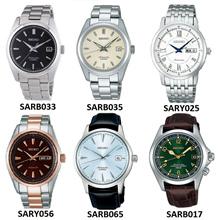 Seiko Mechanical Automatic Watch SARB SARY SARX
