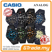 CASIO Men Watch Analog Jam Casio Original Lelaki MRW-200H-HC