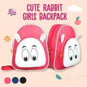Cute Rabbit Girls Backpack