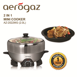 Aerogaz Multi Cooker (AZ-2022MG)